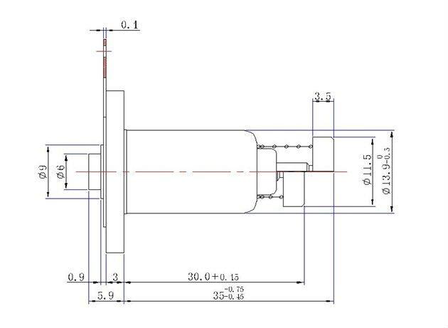 Magnet valve RDQI11.5-D YONGSHEN Solenoid valve