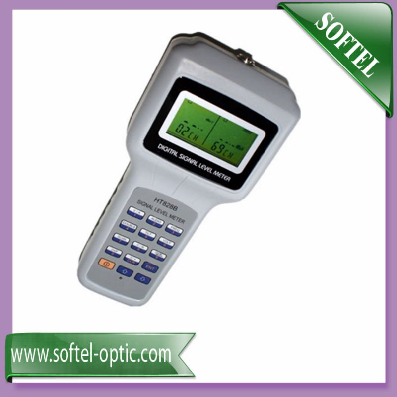Cable Signal Meter : Cable tv signal meter buy rf level