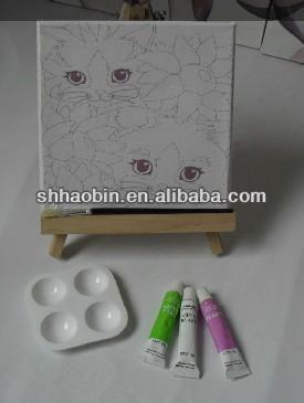 акриловой живописи чертежные доски