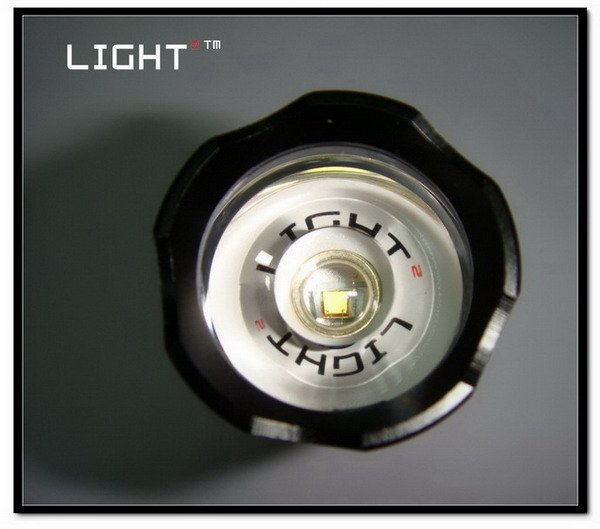 3W high power cree LED torch