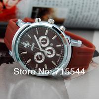 Наручные часы Fashion sports leisure imitation six needle calendar brand men's watch