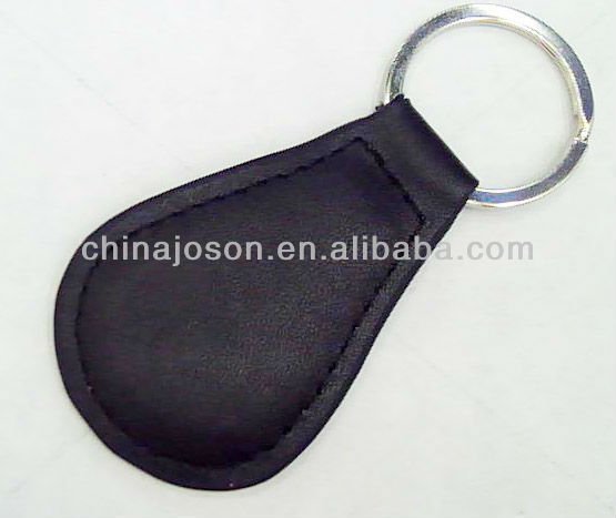 best business gift leather motorcycle keyring