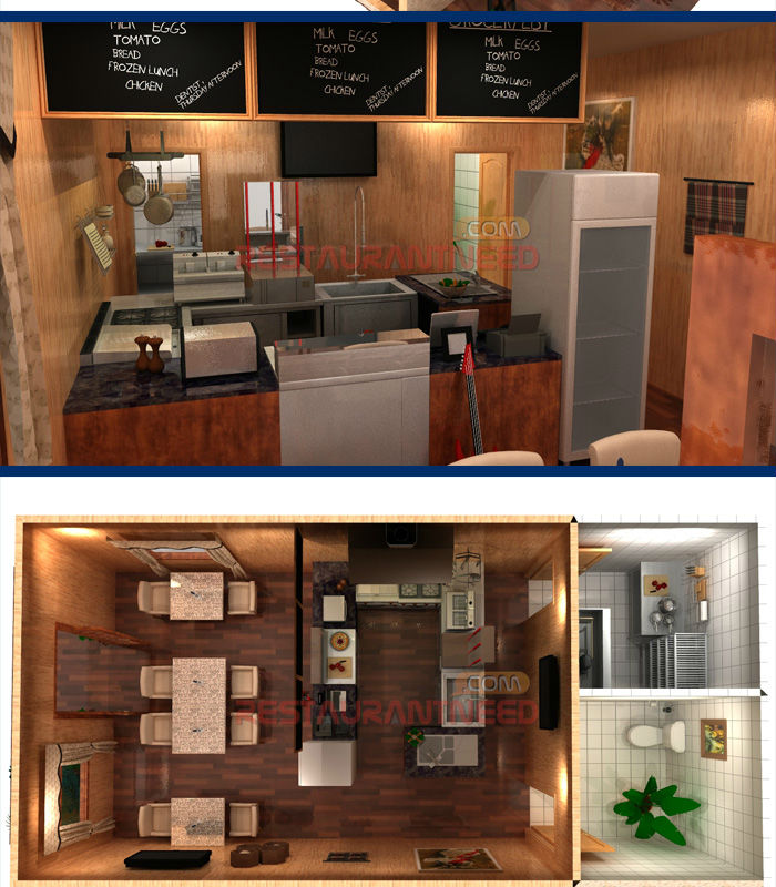 Doner Kebab Shop Kitchen Project With All Shawarma Machine Buy Shawarma Machine Doner Kebab