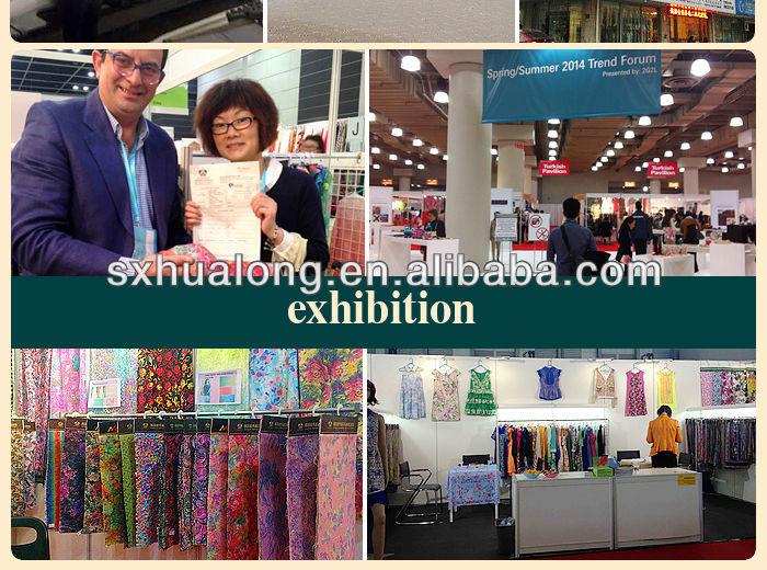 50% polyester and 50% spandex polyester microfiber rayon spandex digital fabric printing