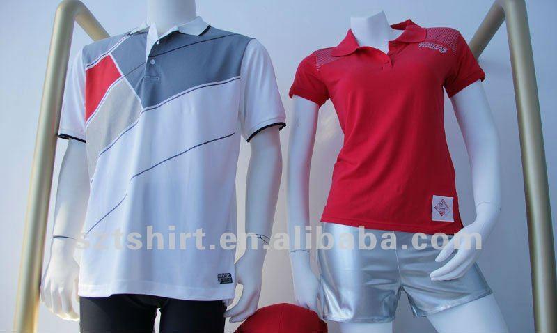 Promotional White cheap polo shirt for men