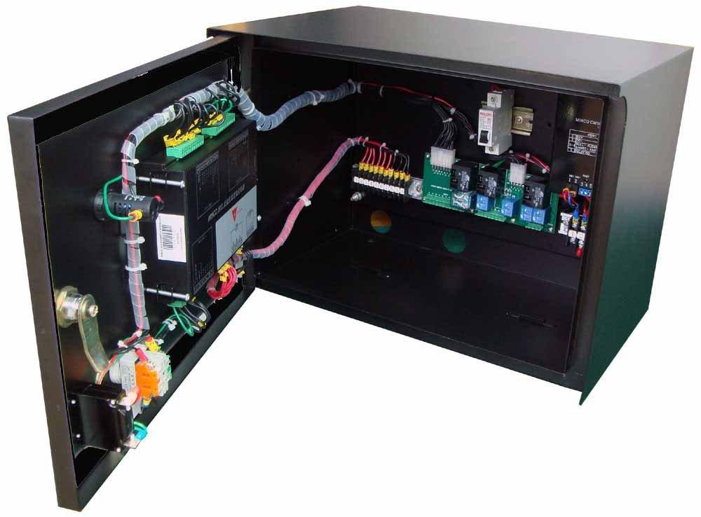 mh8000 generator control panel for diesel genset mh8000 generator