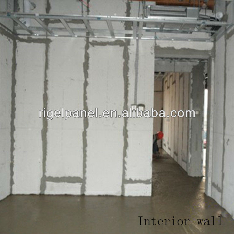 Eps cement wall panel fiber cement panel siding for house wall