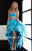 Коктейльное платье Homecoming  C-3079