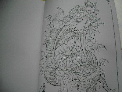 эскизы тату в японском стиле: