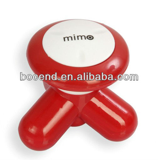 Mini electric handheld massager