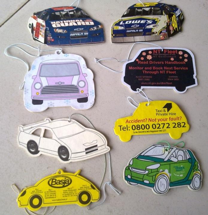 auto hanging car freshener