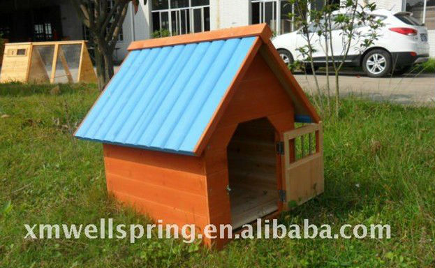 2013 New Design Wooden Dog House,Wooden Dog Kennel,Pet Products