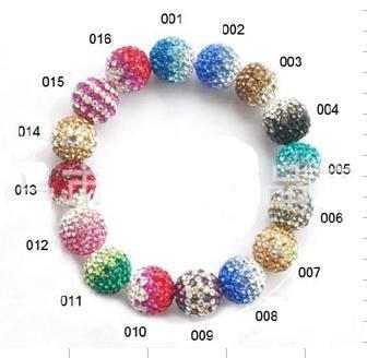 Hot selling crystal pave shamballa pendant purple,2012 AAA jewelry fittings!