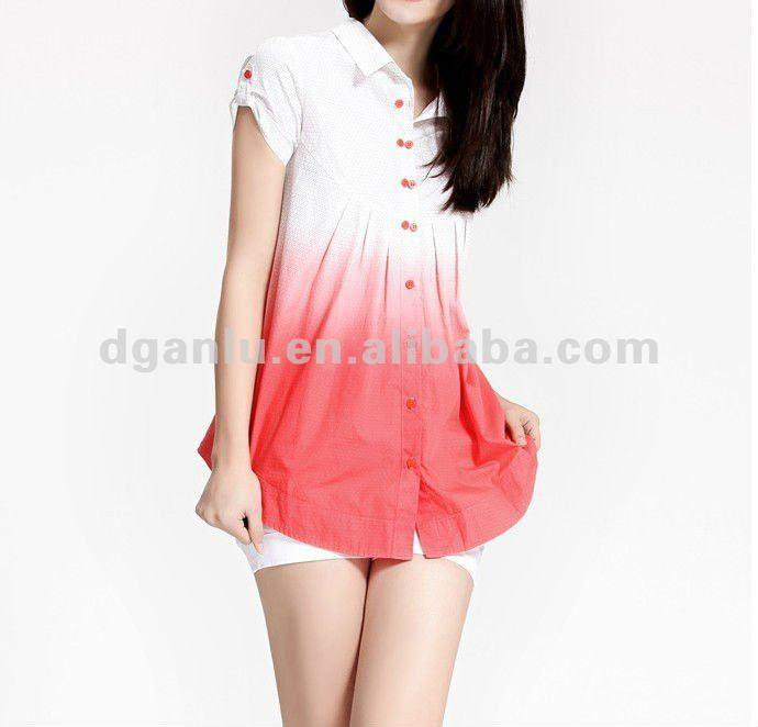 camisas femenina: