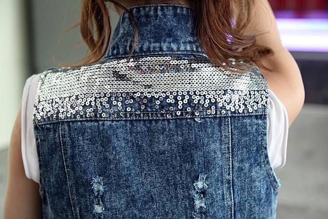 Чем декорировать джинсовую куртку