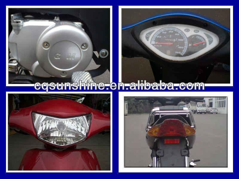 Chongqing Super New 110CC Mini Moto Dirt Bike (SX110-5C)
