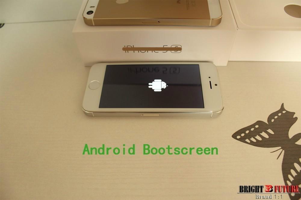 Мобильный телефон New 5S mart Phone 8g 16g 32g