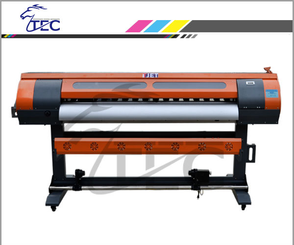 new model in 2014 low cost digital flex printing machine