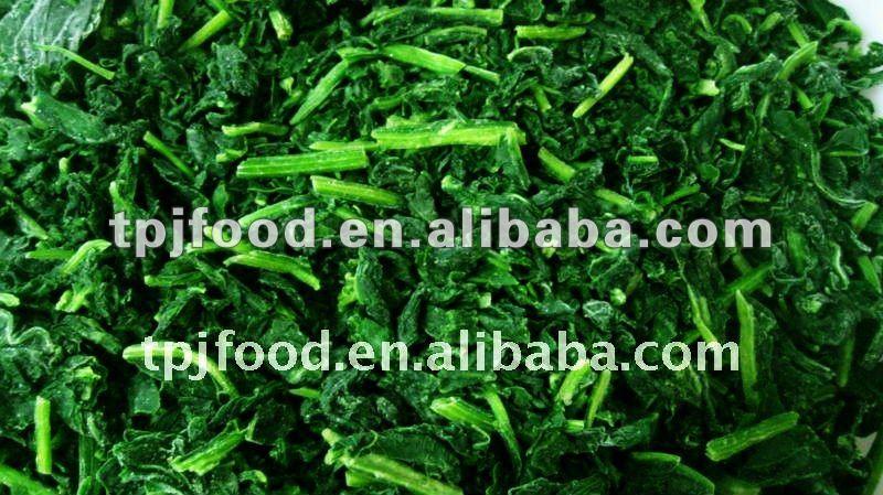 frozen spring onion (frozen foods) with FDA,BRC,HALAL,HACCP,KOSHER