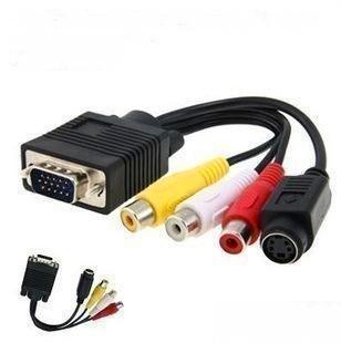 China Kehong RCA VGA Cable