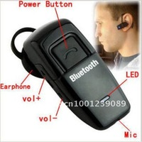 Universal Wireless Mobile H200 Bluetooth Headset Earphone Handsfree US Plug 2PC Free Shipping