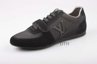 Кроссовки Free shipping! 2012 low hot British wind fashion leisure fine men's shoes