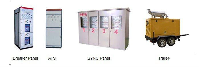 250 kVA diesel generator set