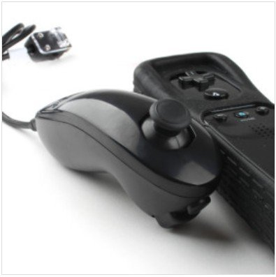 Remote Plus and Nunchuk Controller for Wii (Black)1.jpg