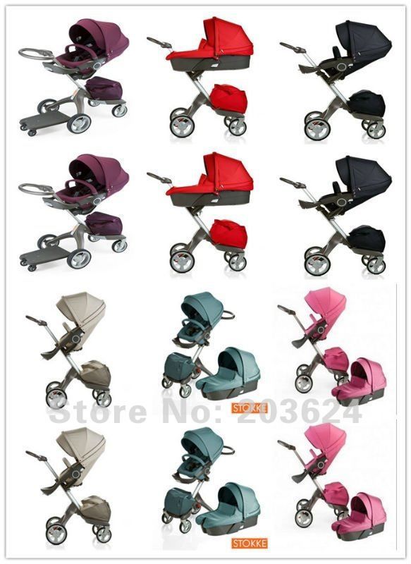 Stokke Xplory 915_