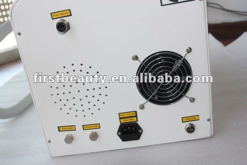 2013 Lowest price tattooing on [pizde] laser tattoo removal machine D003