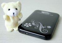 "Корпус для HDD Portable USB 3.0 2.5"" HDD Case Hard Drive SATA External Enclosure Box with HDD Sleeve Bag"