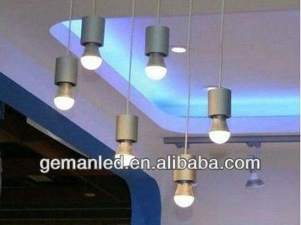 Low cost e27 remote control led bulb light