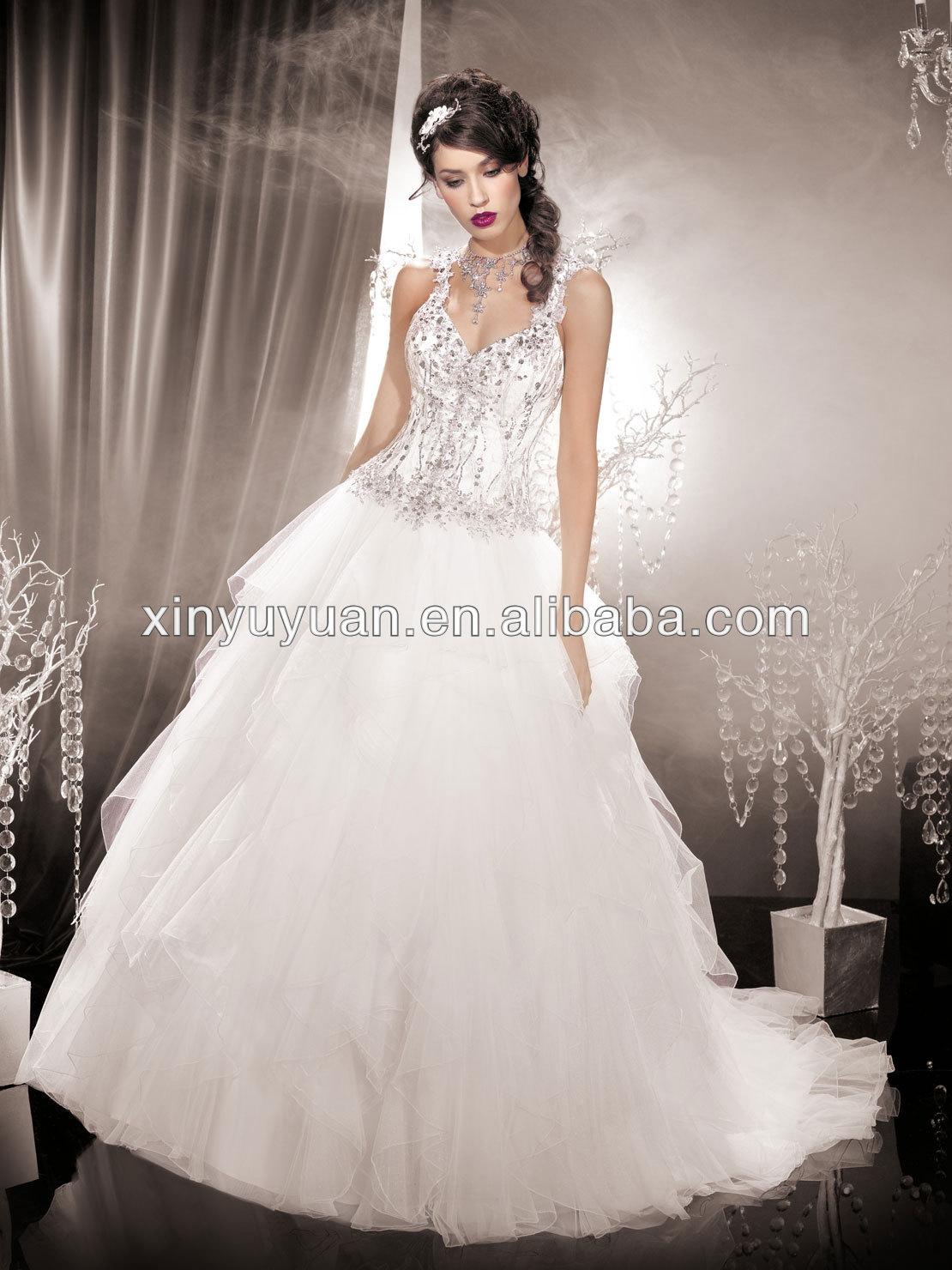 Robes de mariée amérique