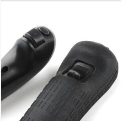 Remote Plus and Nunchuk Controller for Wii (Black)5.jpg