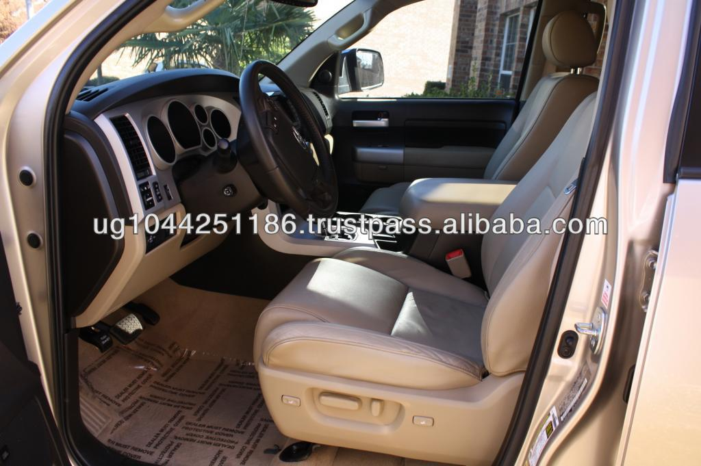 Used LHD Toyota Tundra Limited Ext.Crew cab 2009