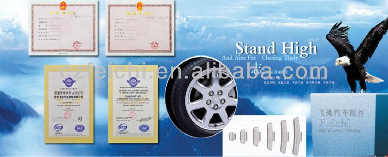 Tire repair seal brown or black