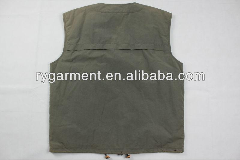 Fishing vest for men