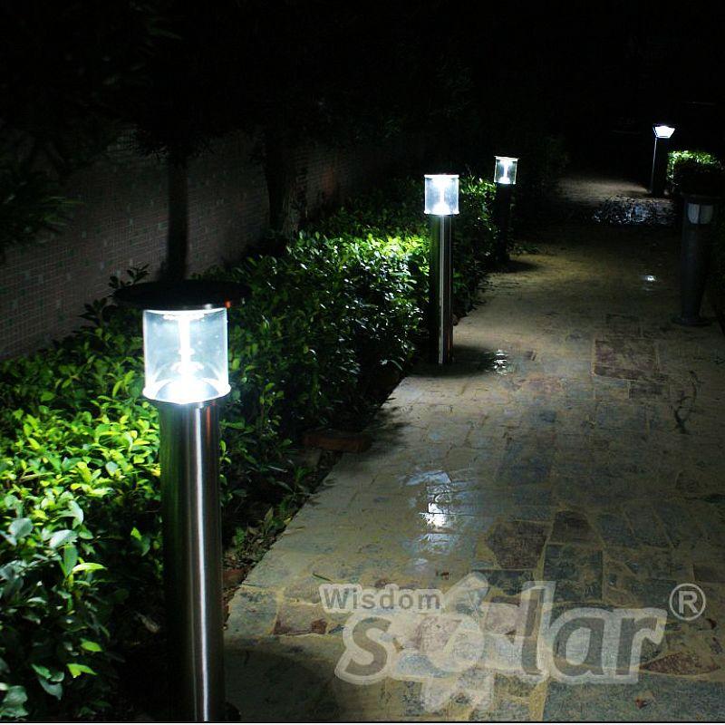 새로운 ledl 조명 CE 야외 led 태양 빛 야외 태양 정원 조명; 야외 ...