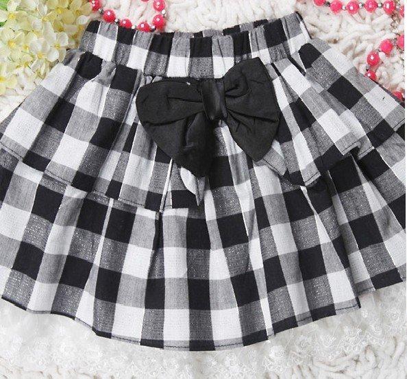 Moda diseño de la muchacha de mini falda / 2 - 12 años de edad ...
