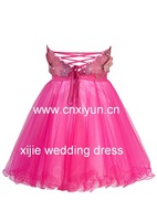 Платье на студенческий бал Factory direct sale forever High quality tulle unique prom dresses - PDjes03