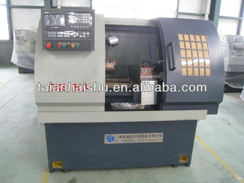 computer numerical lathe machine