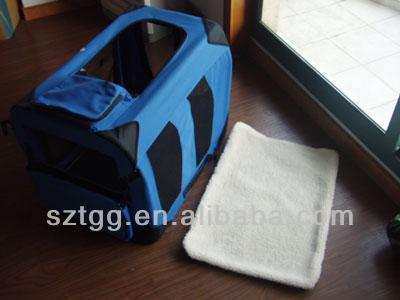 Pet Soft Crate,Foldable Pet Carrier,Foldable Dog Carrier SDG17-F