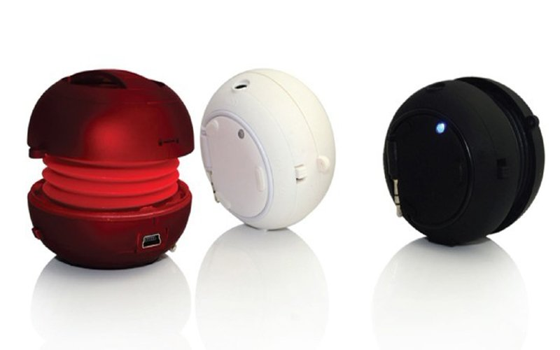 X-mini II Mini Speaker Mini Sound Box,High Fidelity Portable Sound System  with Powerful