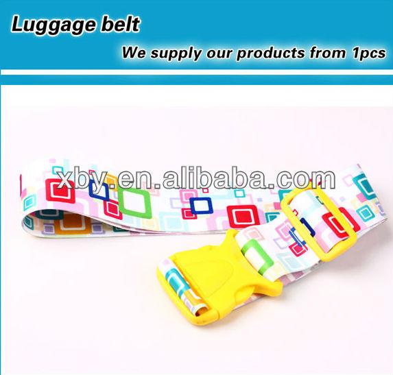 2015 Custom Baggage satin name brand lanyard