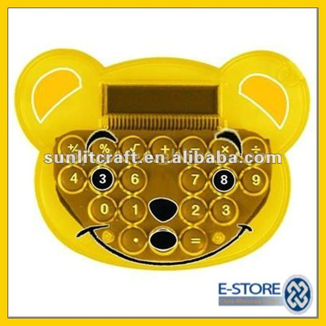 mini calculator/gift calculator/pocket calculator
