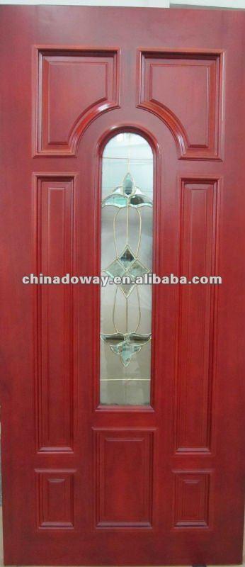 Principal de entrada de madera dise o de la puerta puertas for Precios de puertas de madera entrada principal