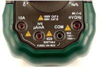 Мультиметр 33/4 AUTORANGE Mastech MS8268 Digital Multimeter AC/DC Auto/Manual Range Measurement O096