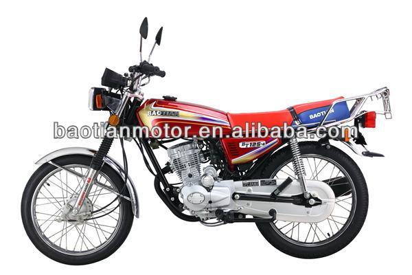 Motorcycle 125cc/150cc