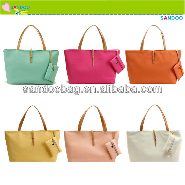 2014 china Fashion and most cheap Leather Ladies fashion bag