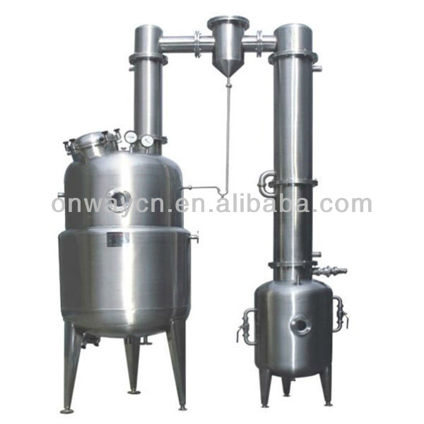 ZN condensed milk evaporator